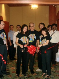ADLAS 2007- RIBBON CUTTING